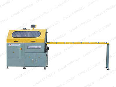 Corner connector automatic cutting machine